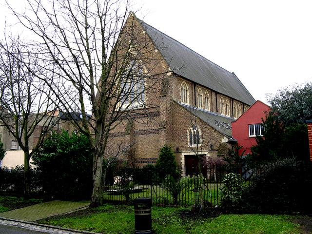 Haggerston: Former St. Augustine's Church