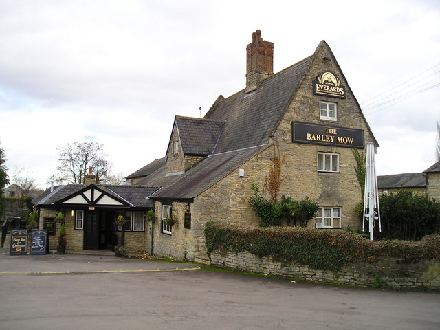 The Barley Mow Pub, Cosgrove