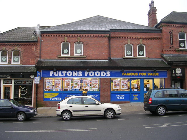 Fultons Foods - Station Parade