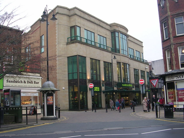 Marks & Spencer - Oxford Street