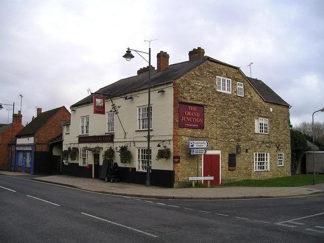 The Grand Junction Pub, Buckingham