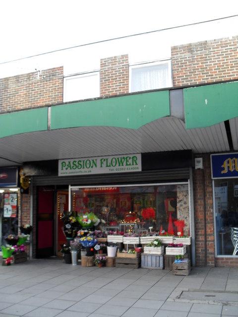 Florists in Portchester precinct