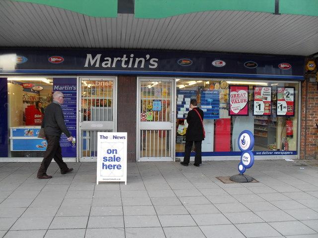 Martins in Portchester Precinct