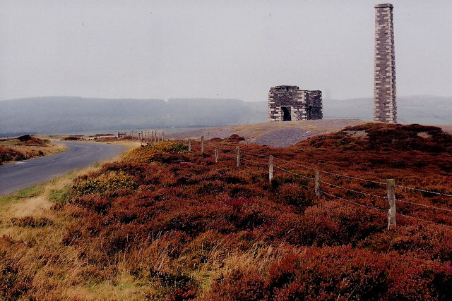 A36 - Old abandoned Snuff the Wind mine