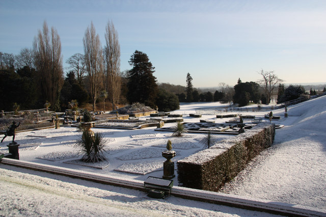 Welcombe Hotel gardens