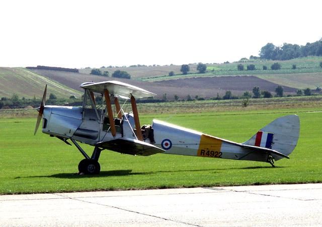 Tiger Moth R4922/G-APAO