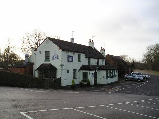 The Boat Inn Pub, Rugby