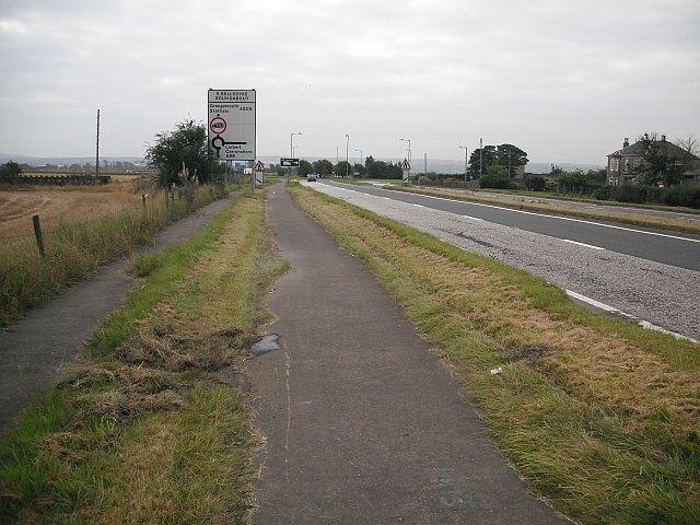A905, South Bellsdyke