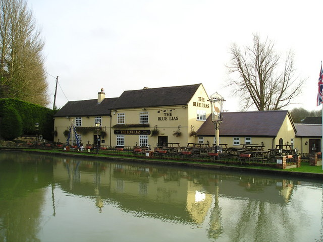 The Blue Lias Pub, Stockton, Southam