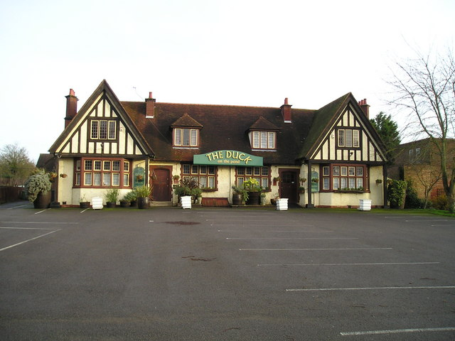 The Duck Pub (on the pond), Long Itchington, Southam