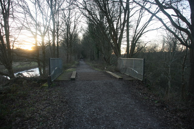 Bridge on the Forest Way