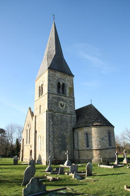Aubourn clock tower