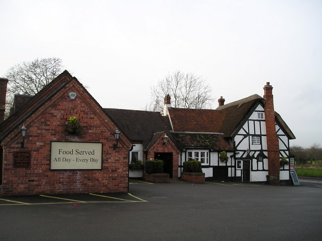 The White Lion Pub, Radford Semele, Leamington Spa