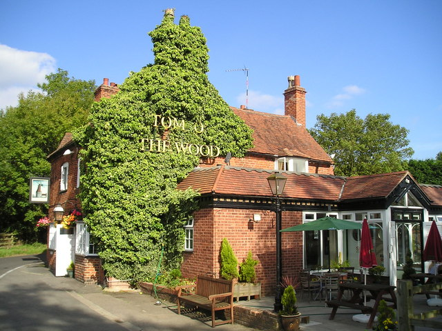 The Tom 'O The Wood Pub, Rowington, Warwick