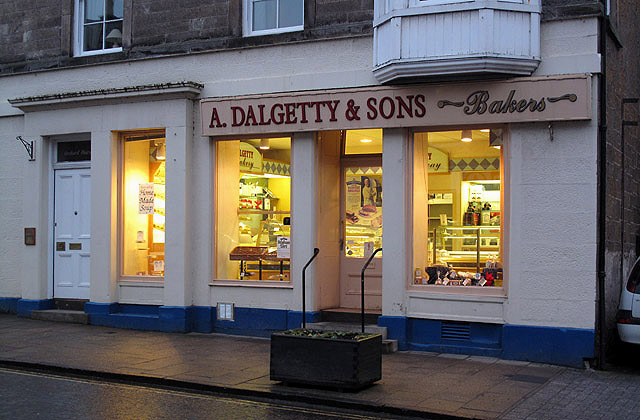 A Dalgetty & Sons, Melrose
