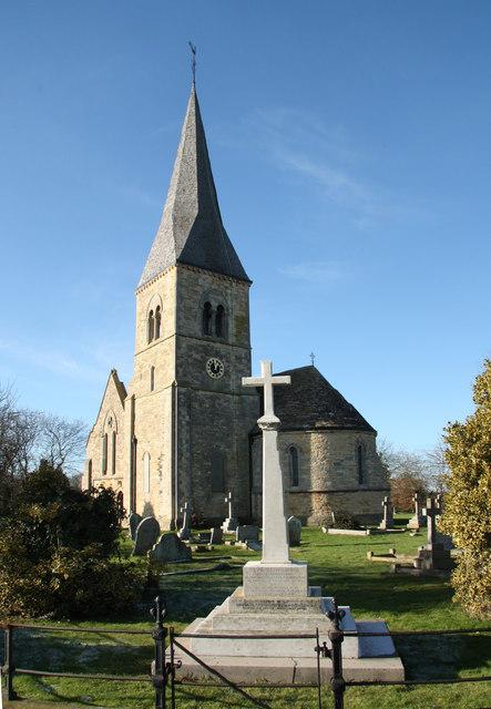 Aubourn War Memorial