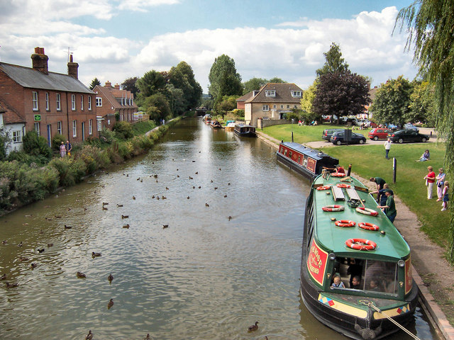 Kennet & Avon Canal, Hungerford