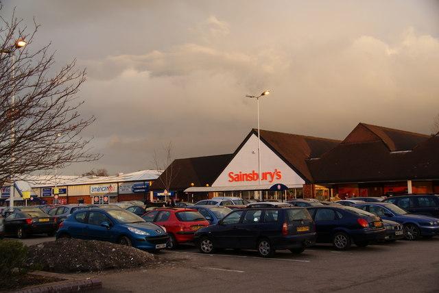 Sainsbury's Heaton Park