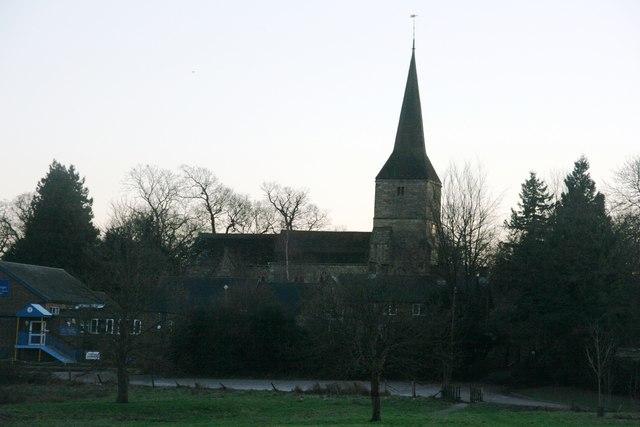 Hartfield Church