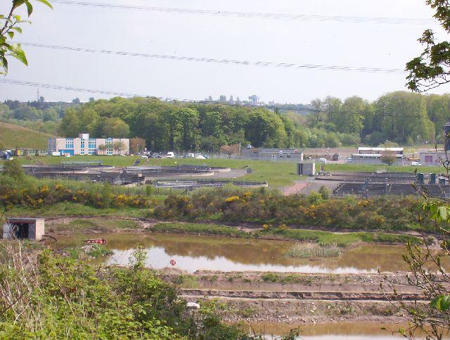 Daldowie Sewage Treatment Plant