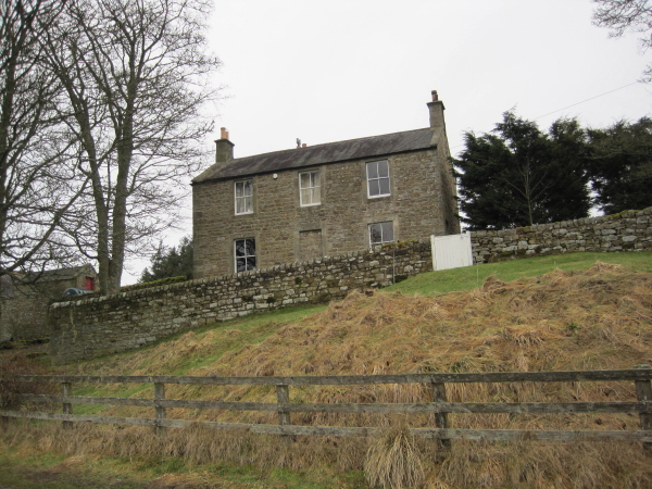 Hainingrigg Farmhouse