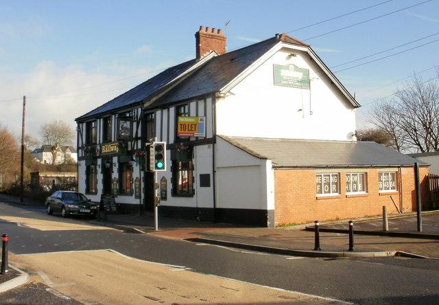 The Railway pub, Llandaff North