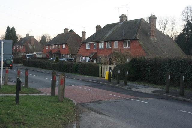 Traffic Calming, Castlefields, Hartfield