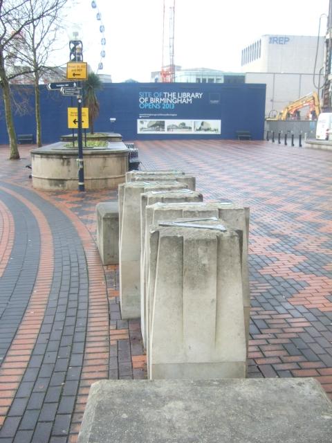 Baskerville memorial, Birmingham