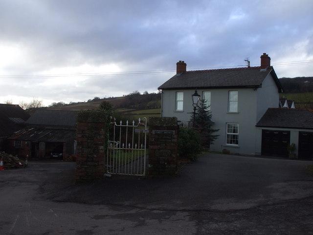 Grey House, near Llanbedr