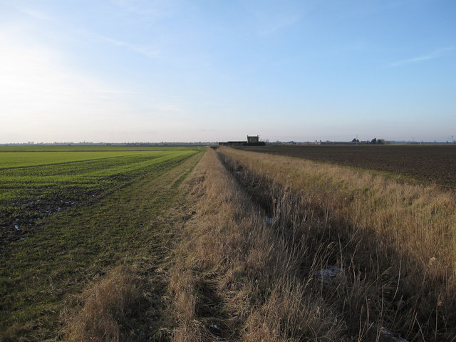Ditch to Fifties Farm