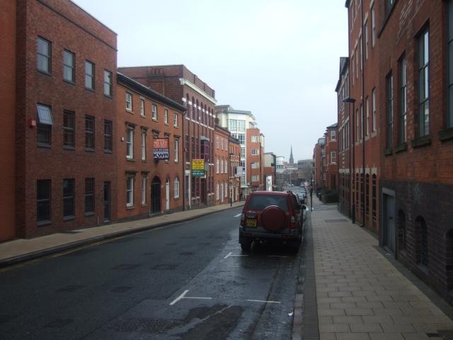 Edward Street, Birmingham