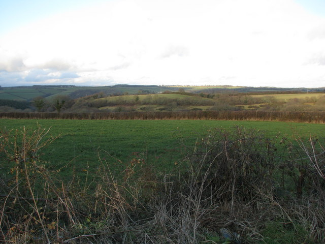 Field south-east of Chawleigh