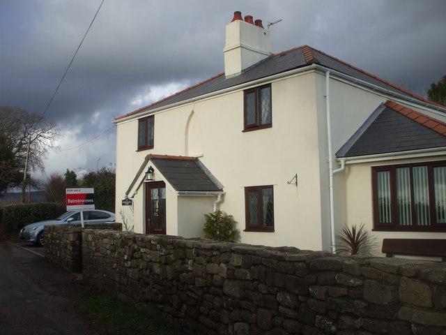 Upper Chapel Lodge, Bowdens Lane