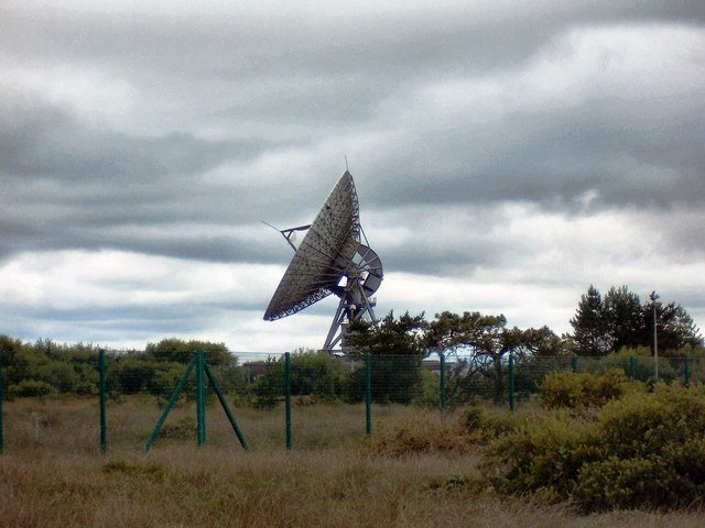 Satellite dish, Goonhilly Earth Station