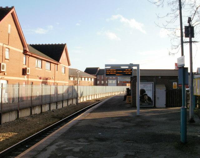 Penarth railway station