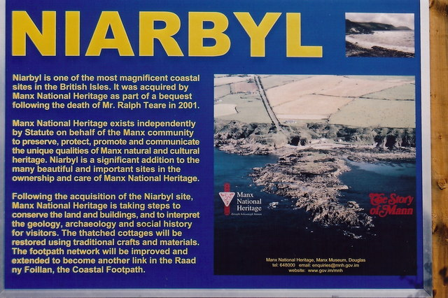 Niarbyl - Sign