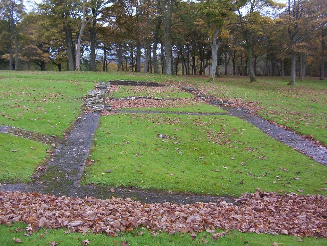 Barr Hill Roman Fort