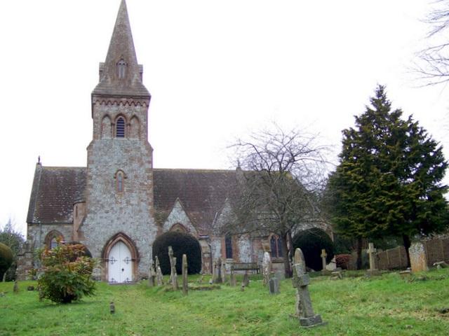 St Mary's Church, Compton Abbas