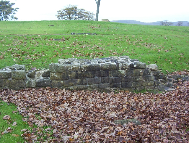 Imperial remains at Barr Hill