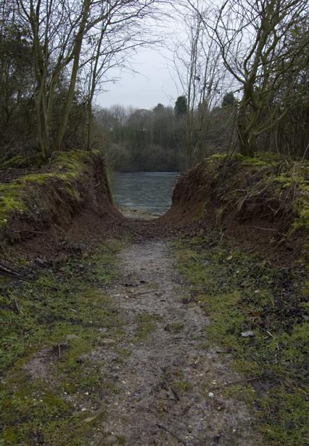 Kelsey Hill gravel pits, near Burstwick