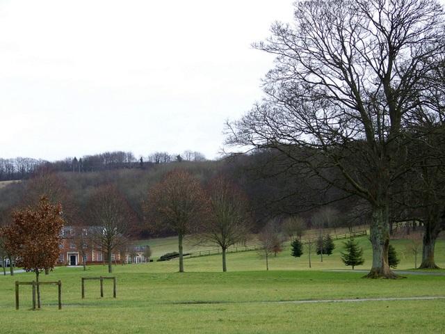 Parkland, Sutton Waldron