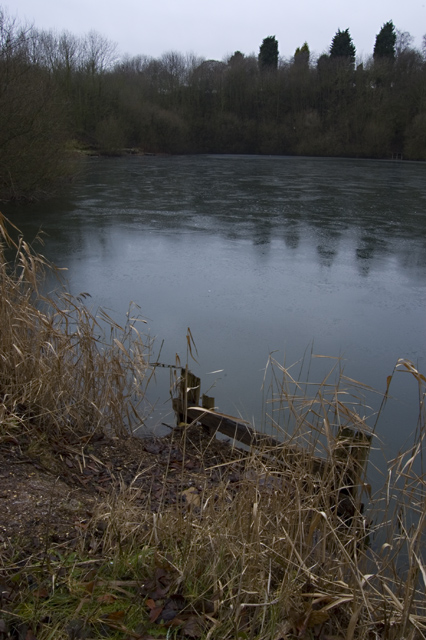 Kelsey Hill north pond