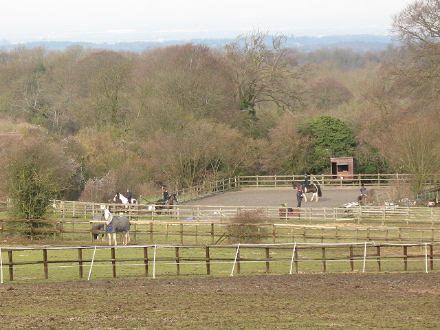 Wildwoods Riding Centre