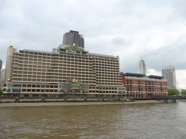 Sea Containers House, London SE1