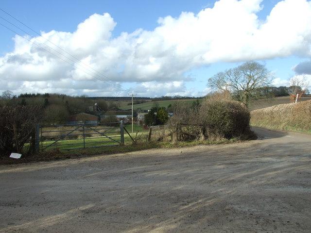 Bussey Stool Farm