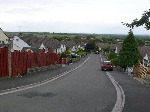 Greenfield Avenue, Banwell