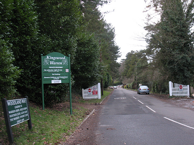 Woodland Way, Kingswood