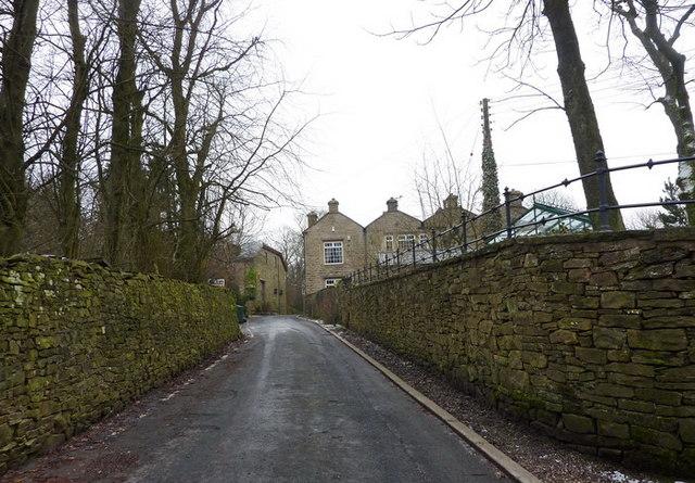 Goodshaw Lane, Crawshawbooth