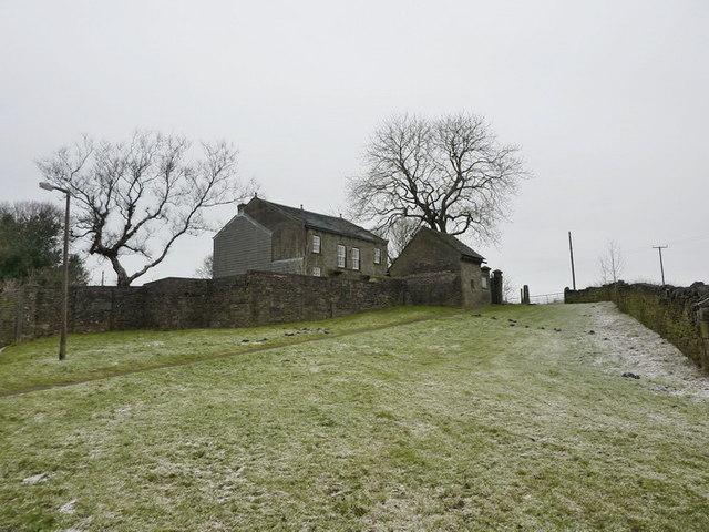 Old Baptist Chapel, Goodshaw
