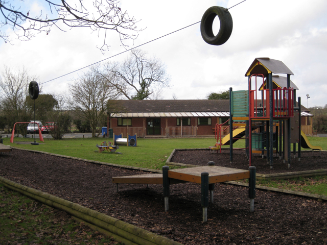 Play area, village hall and sports pavilion, Bubbenhall